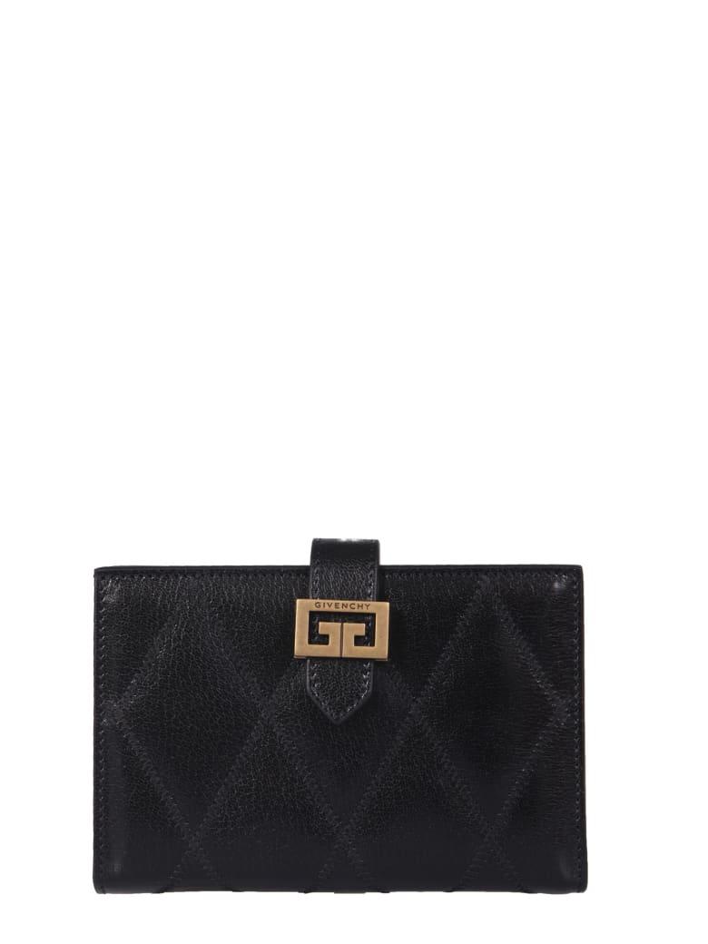 Givenchy Gv3 Wallet - Black