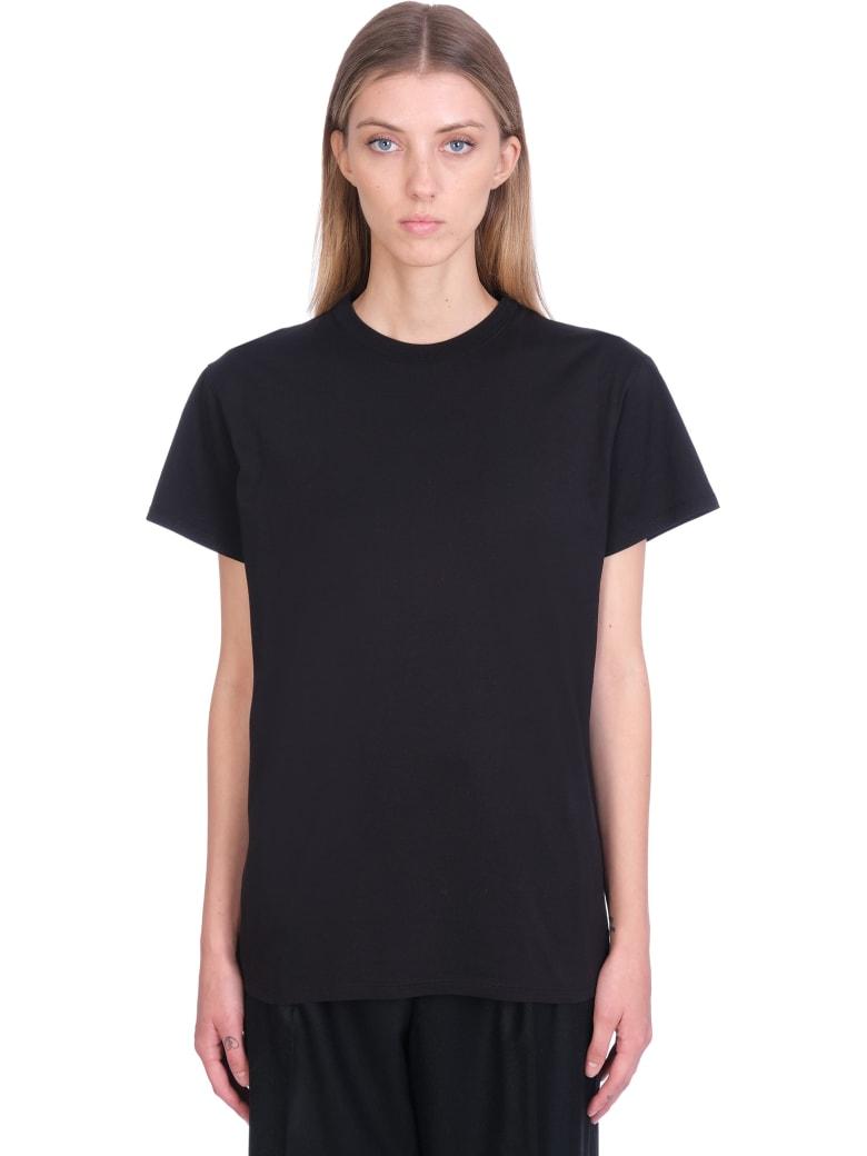Maison Margiela T-shirt In Black Cotton - black