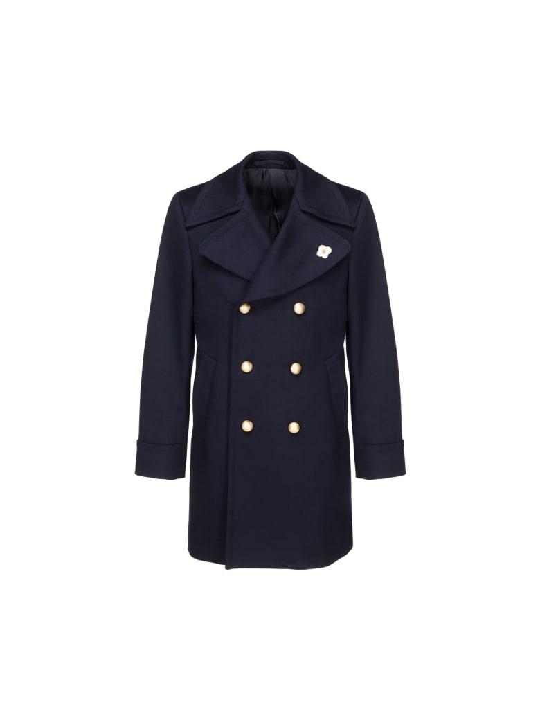 Lardini Coat - Blue