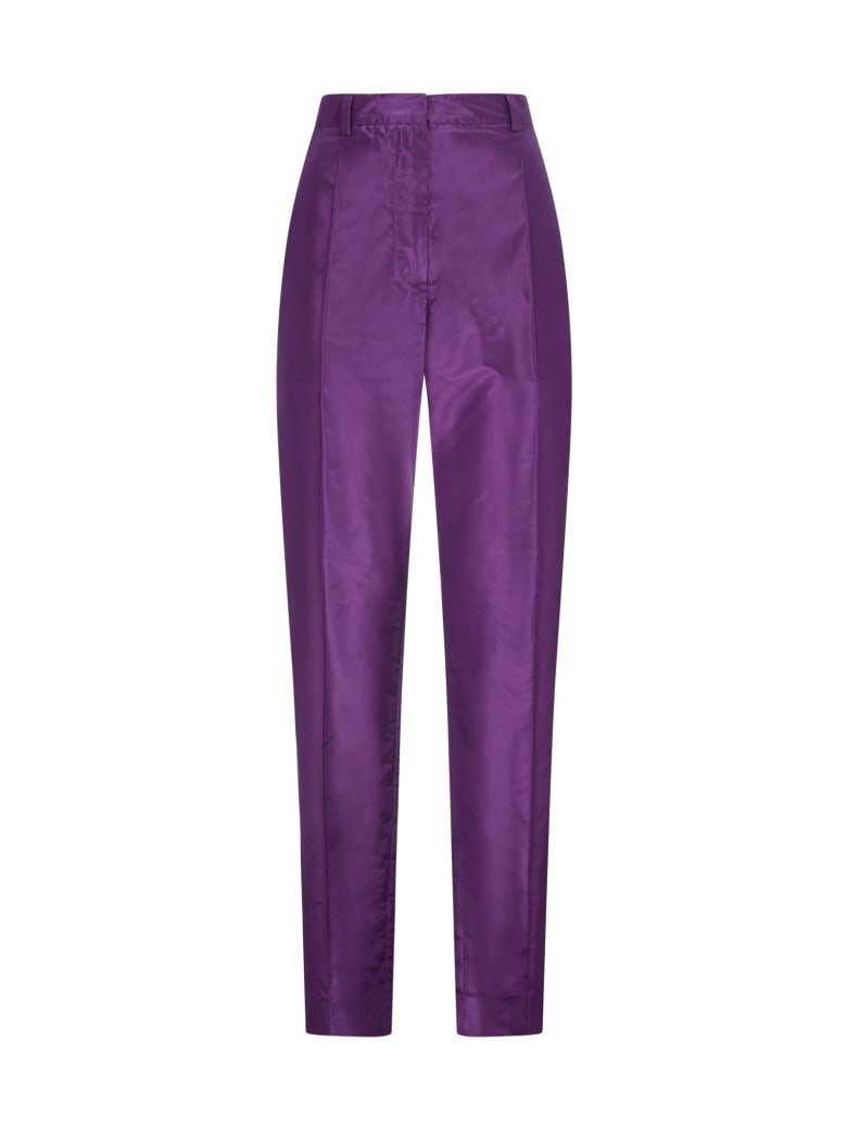 Prada Pants - Ciclamino