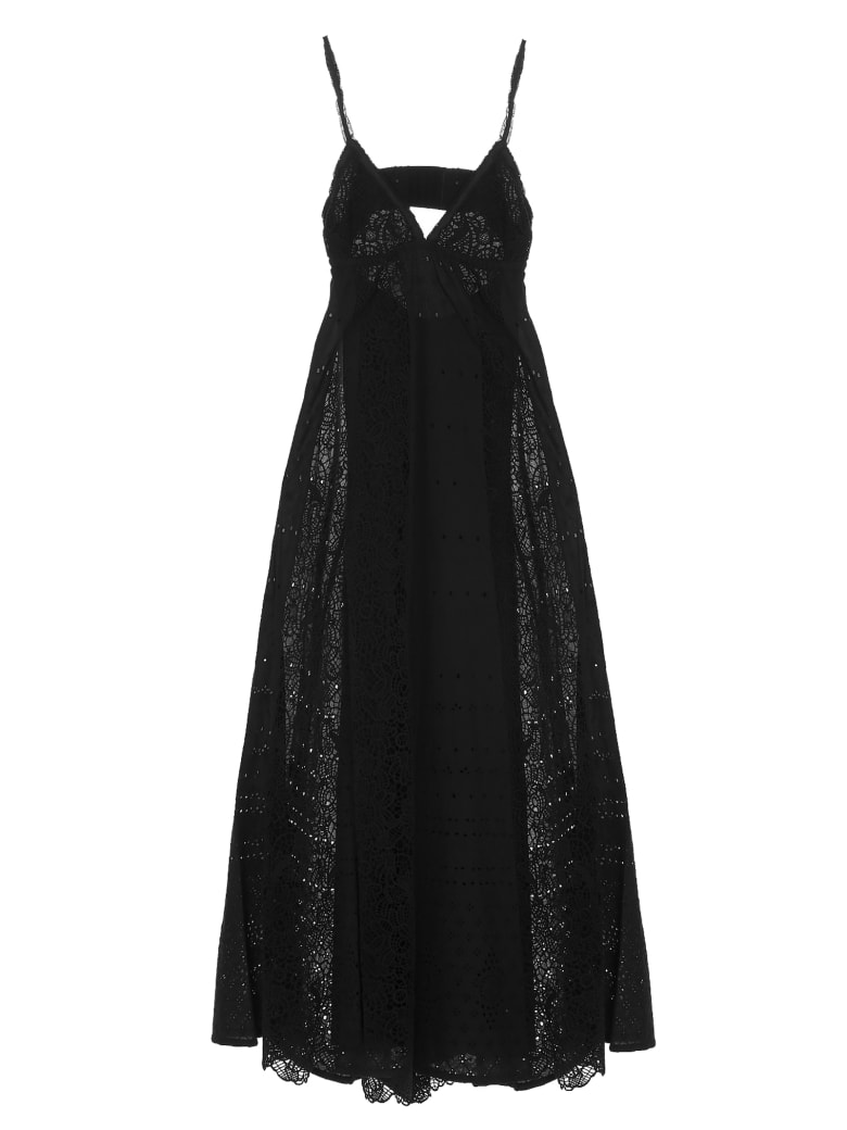 Pinko 'naturale' Dress - Black