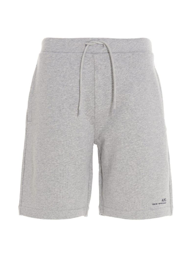 A.P.C. Pants - Grey