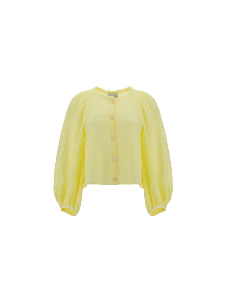Forte_Forte Shirt - Lime