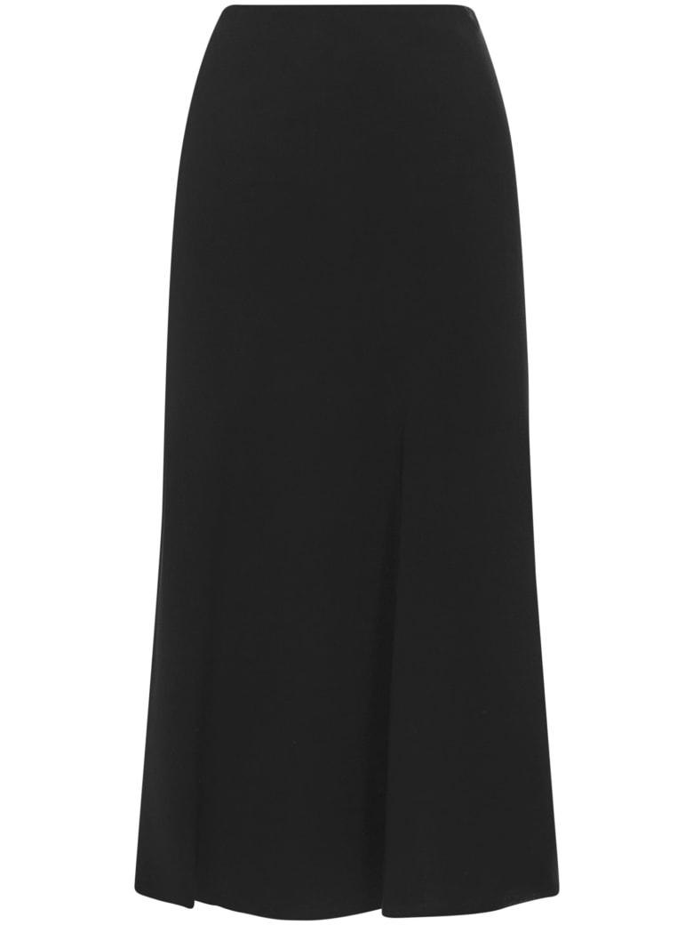 Blumarine Midi Skirt - Black