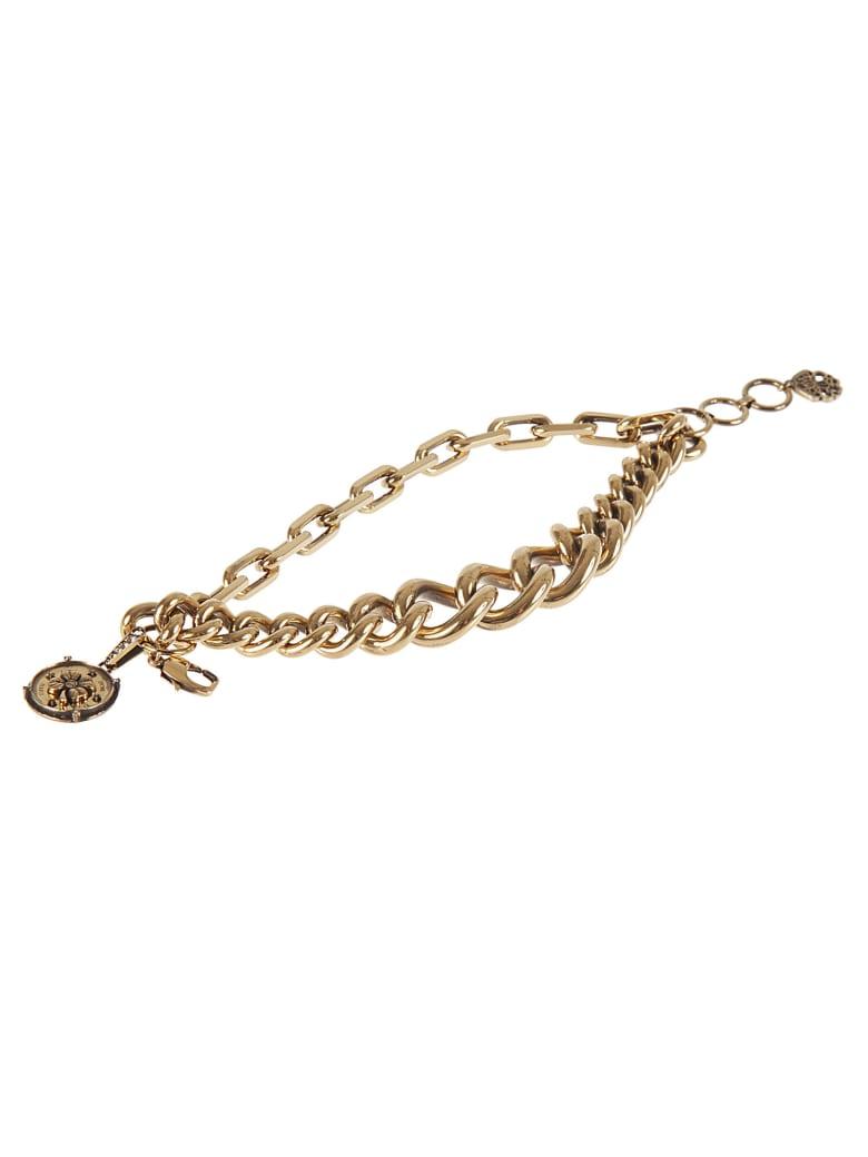 Alexander McQueen Chain Bracelet - Gold
