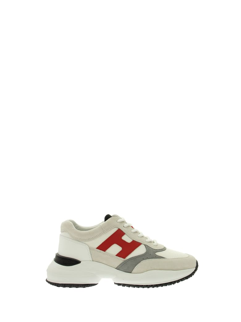 Hogan Interaction Sneakers - Grigio