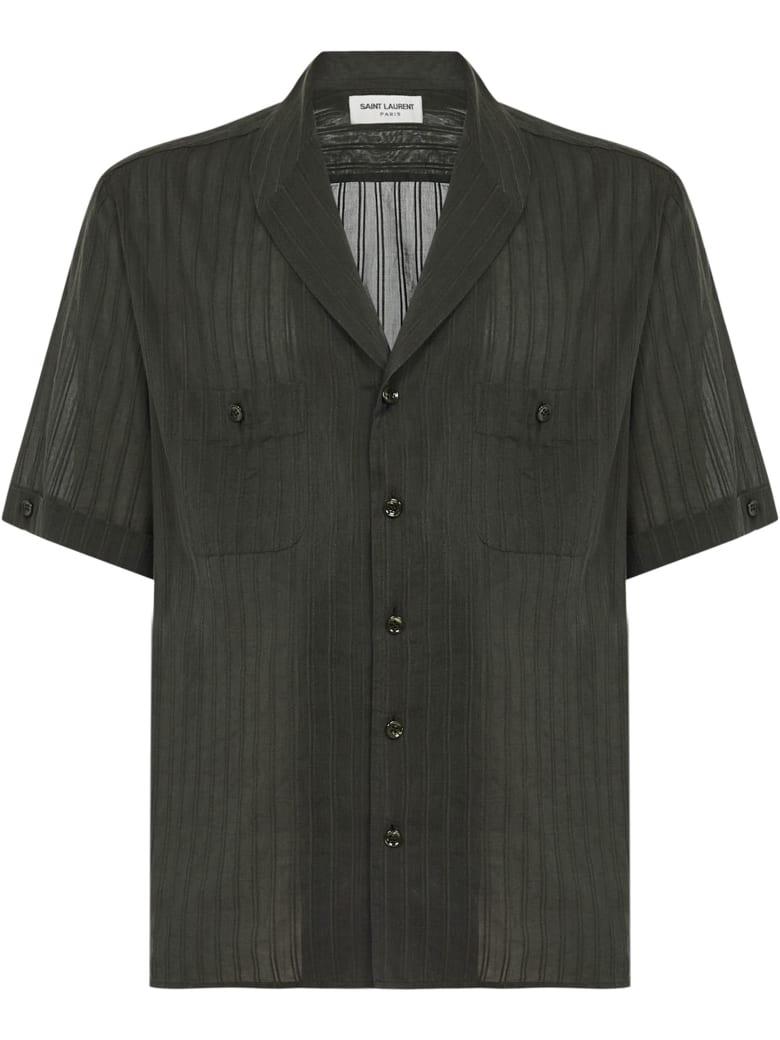 Saint Laurent Shirt - Military green