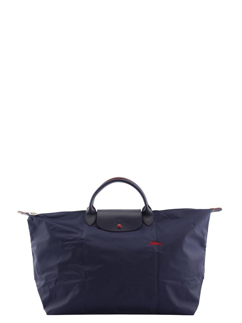 Longchamp Le Pliage Club - Travel Bag L - Navy