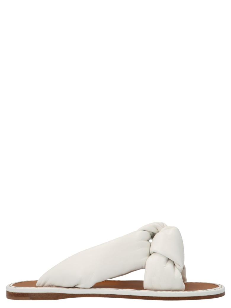 Miu Miu Shoes - White