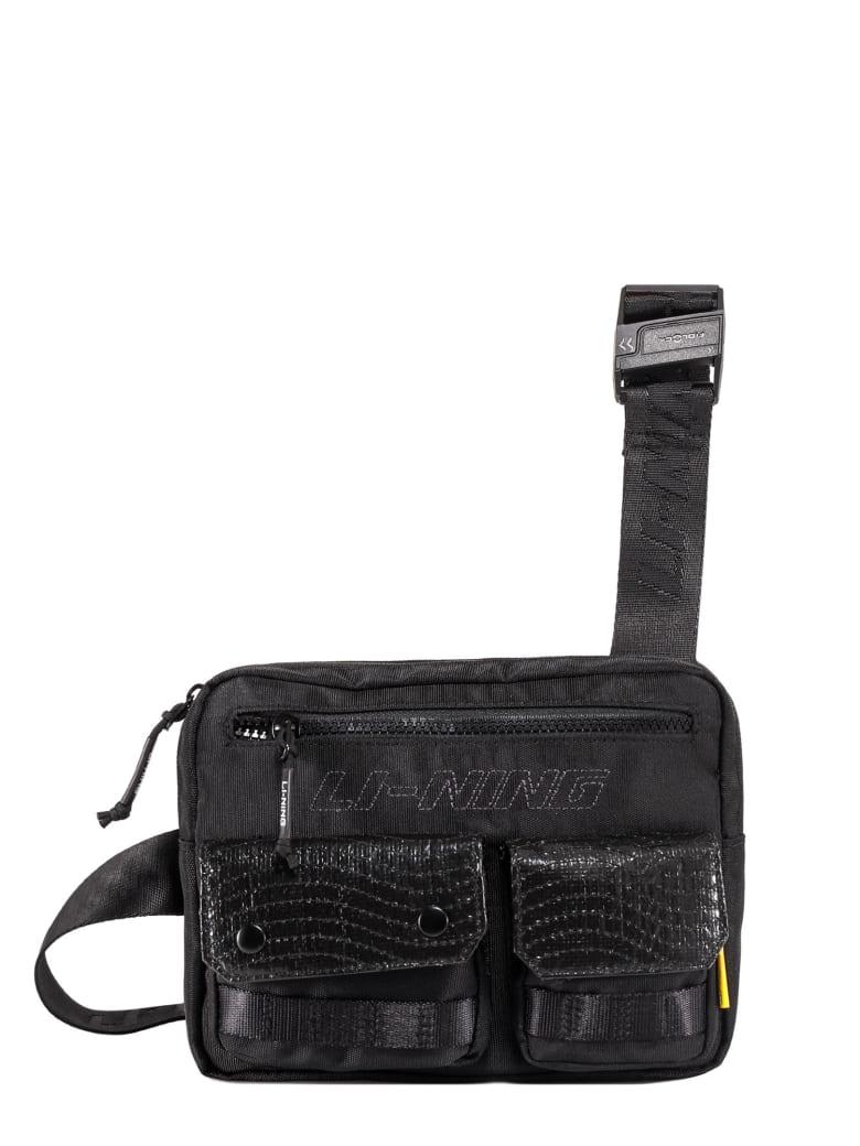 Li-Ning Belt Bag - Black