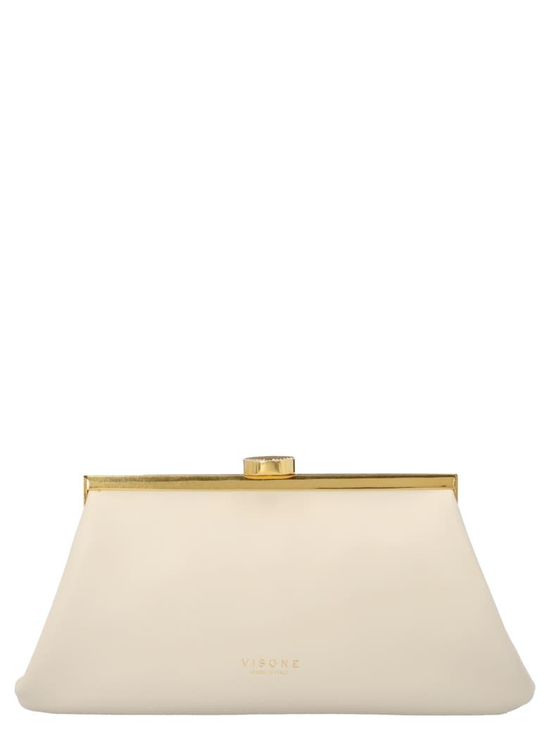 Visone 'rossy' Bag - White