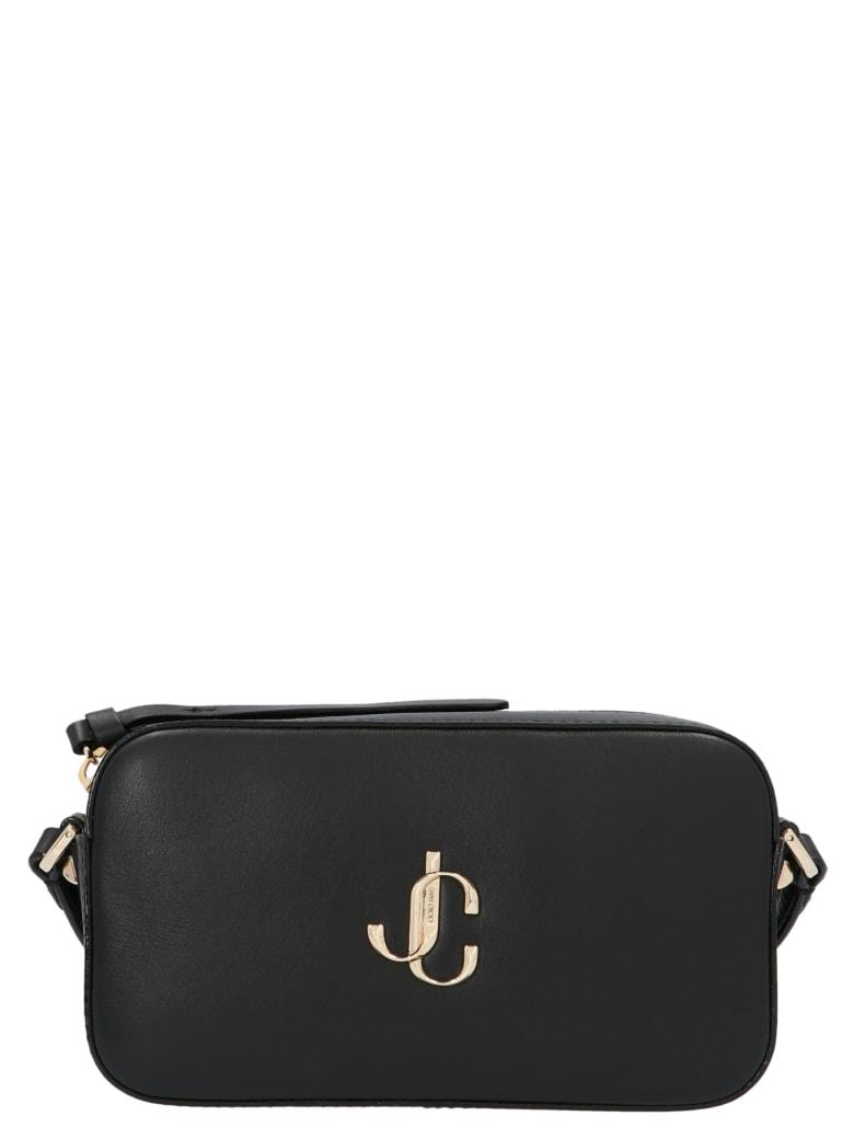 Jimmy Choo 'hale' Mini Bag - Black