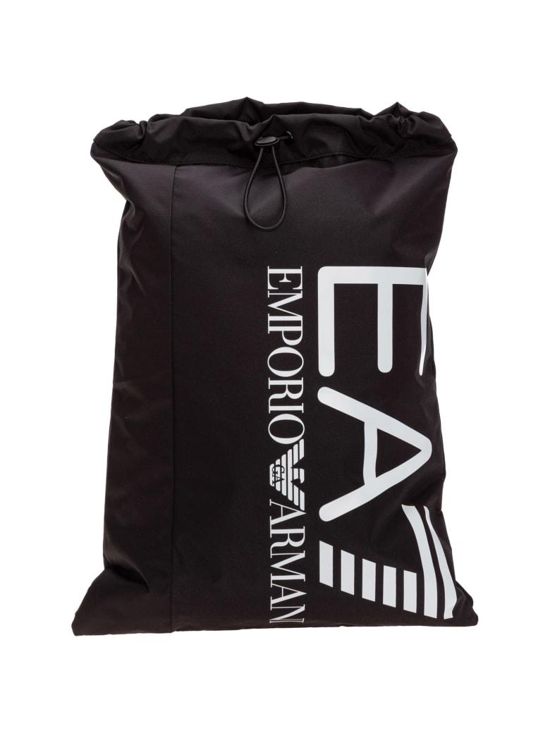 EA7 Emporio Armani Pixel Backpack - Nero