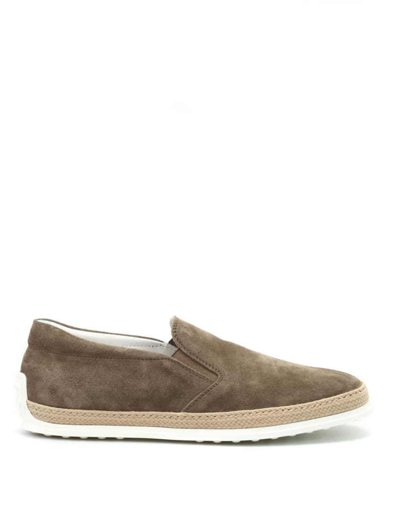Tod's Loafers - GREY