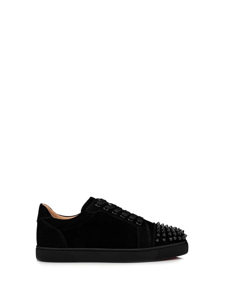 Christian Louboutin Vieira Spikes Sneakers - BLACK