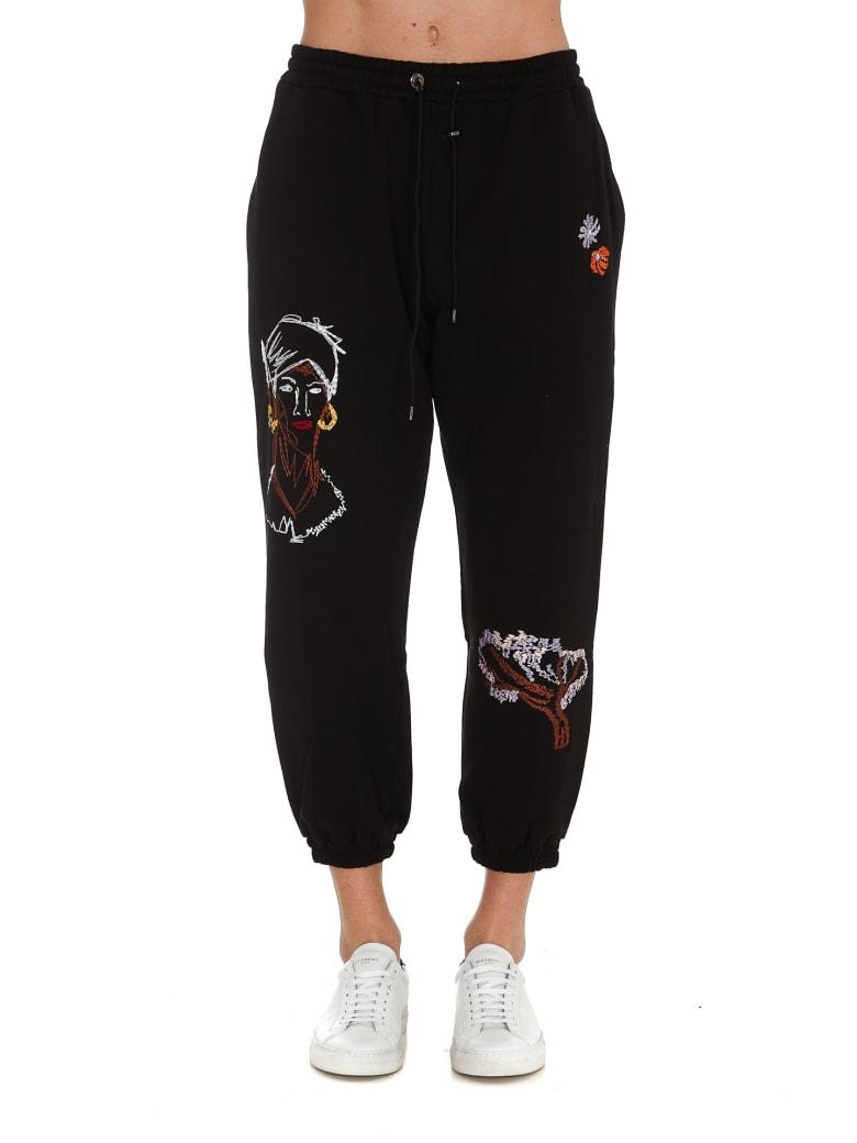 Self Made Trackpants - Black
