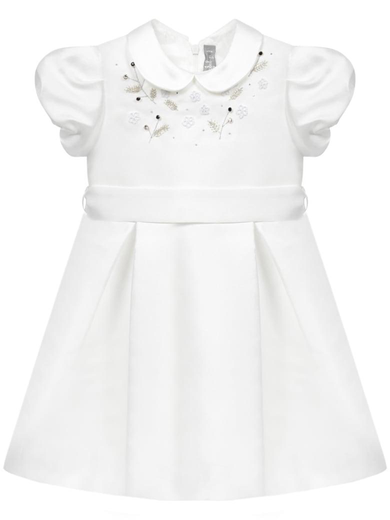 Il Gufo Dress - Milk