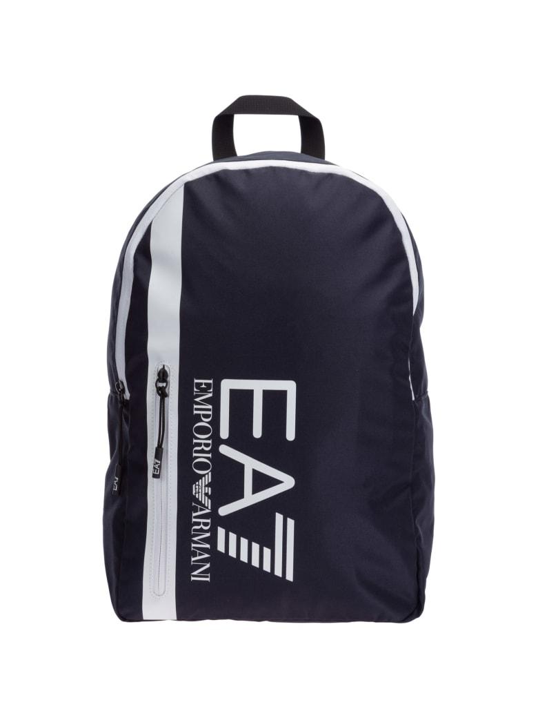EA7 Emporio Armani Ea7 Ventus 7 Backpack - Blu