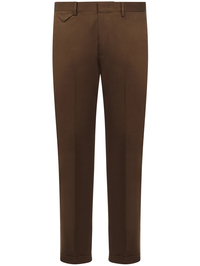 Low Brand Trousers - Brown