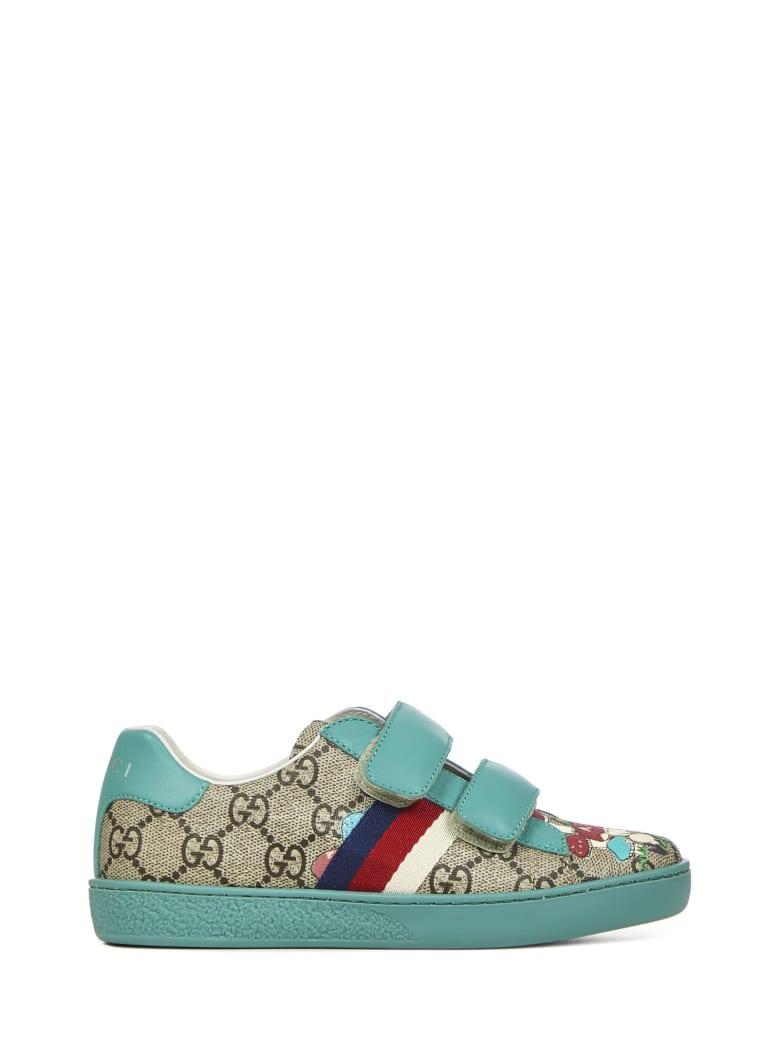 Gucci Junior Ace Sneakers - Multicolore