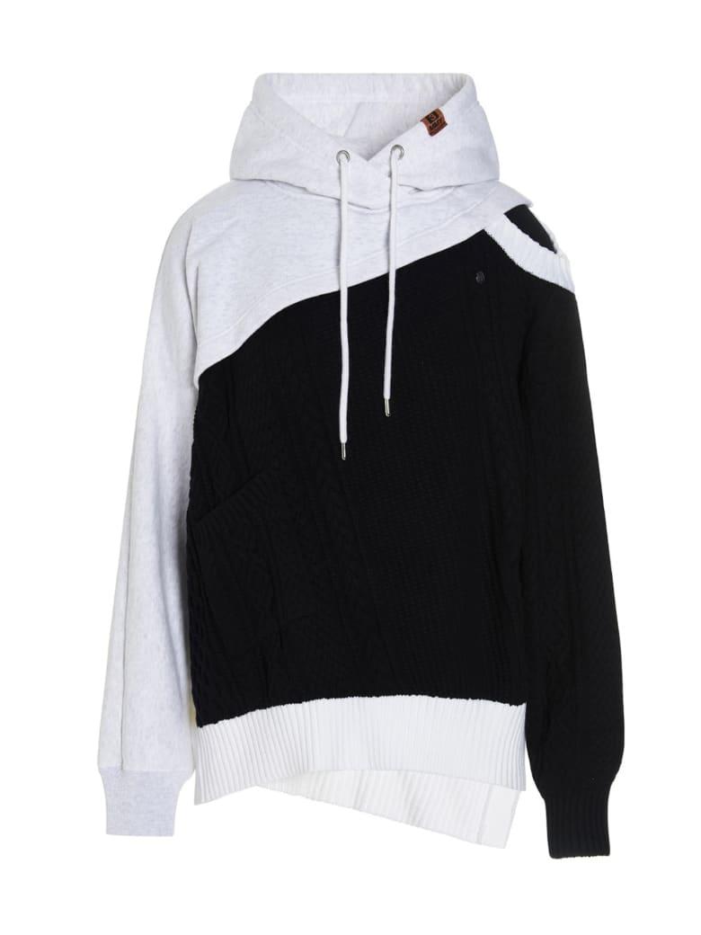 Mihara Yasuhiro Sweater - Black&White
