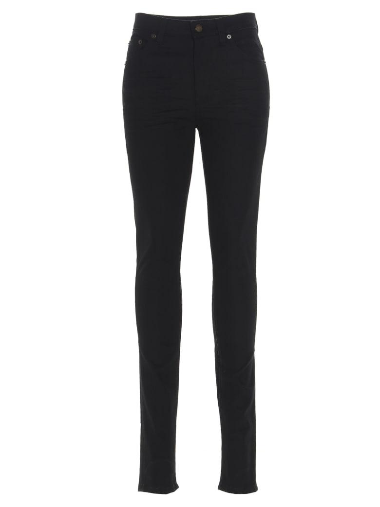 Saint Laurent 'skinny' Jeans - Used Black