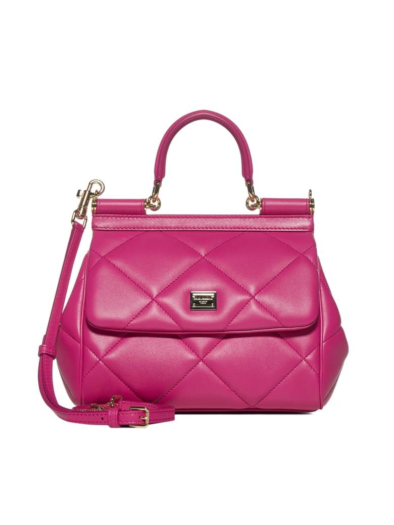 Dolce & Gabbana Tote - Rosa shocking 2