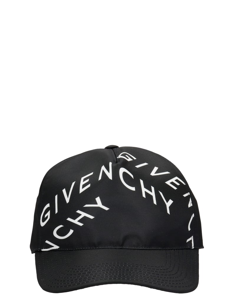 Givenchy Hats In Black Synthetic Fibers - black