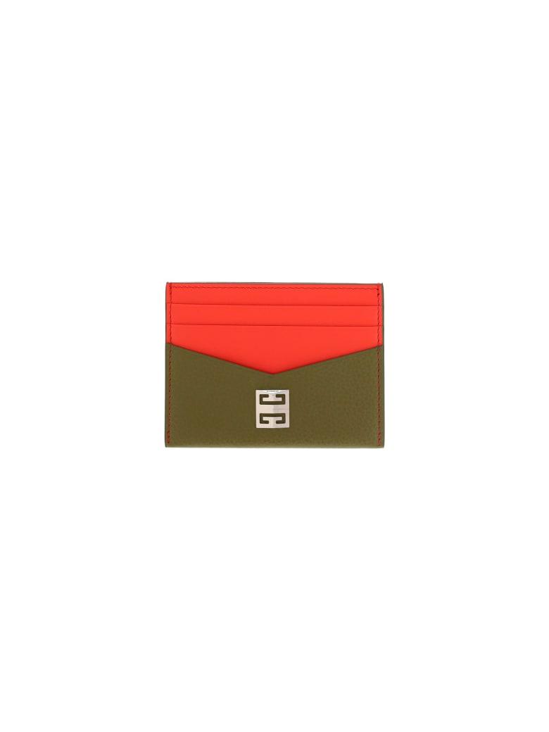 Givenchy Card Holder - Dark khaki