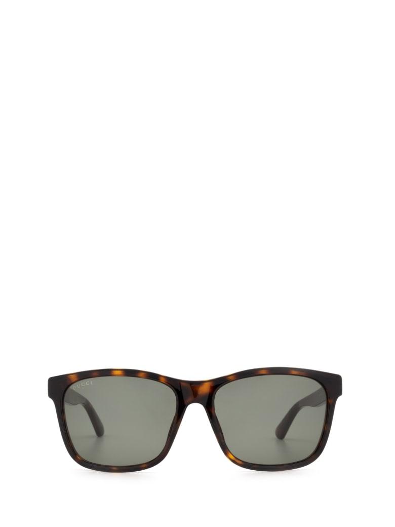 Gucci Gucci Gg0746s Havana Sunglasses - Havana