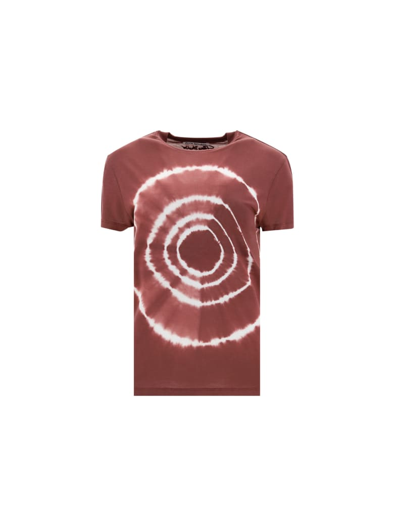 Acne Studios T-shirt - Mahogany brown