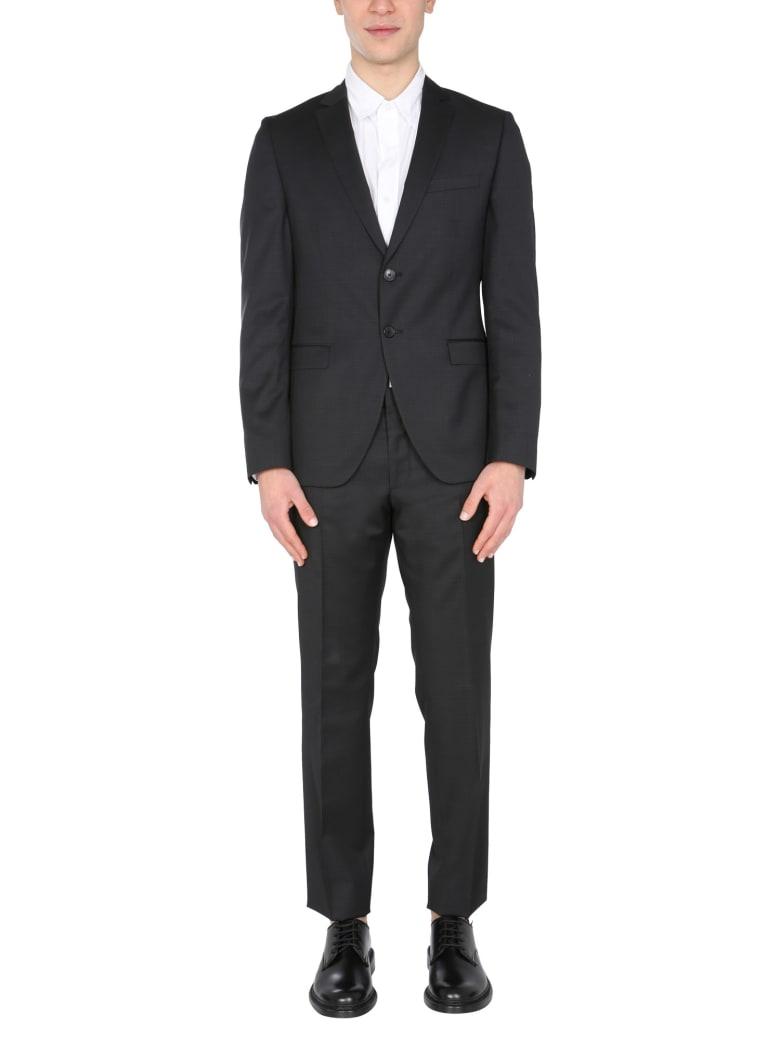 Hugo Boss Extra Slim Fit Dress - GRIGIO
