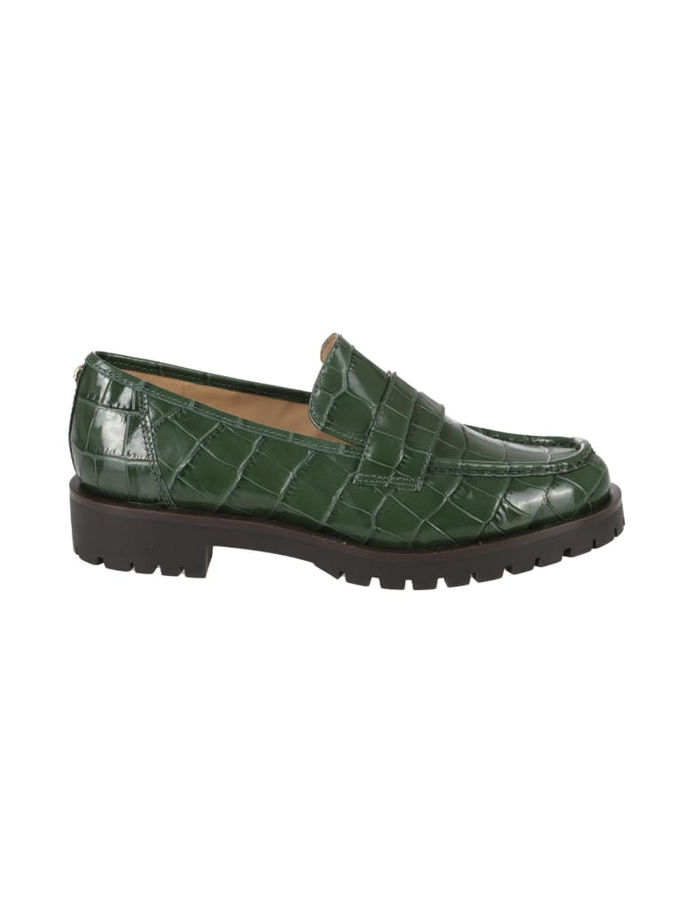 Michael Kors Flat Shoes -  Verde
