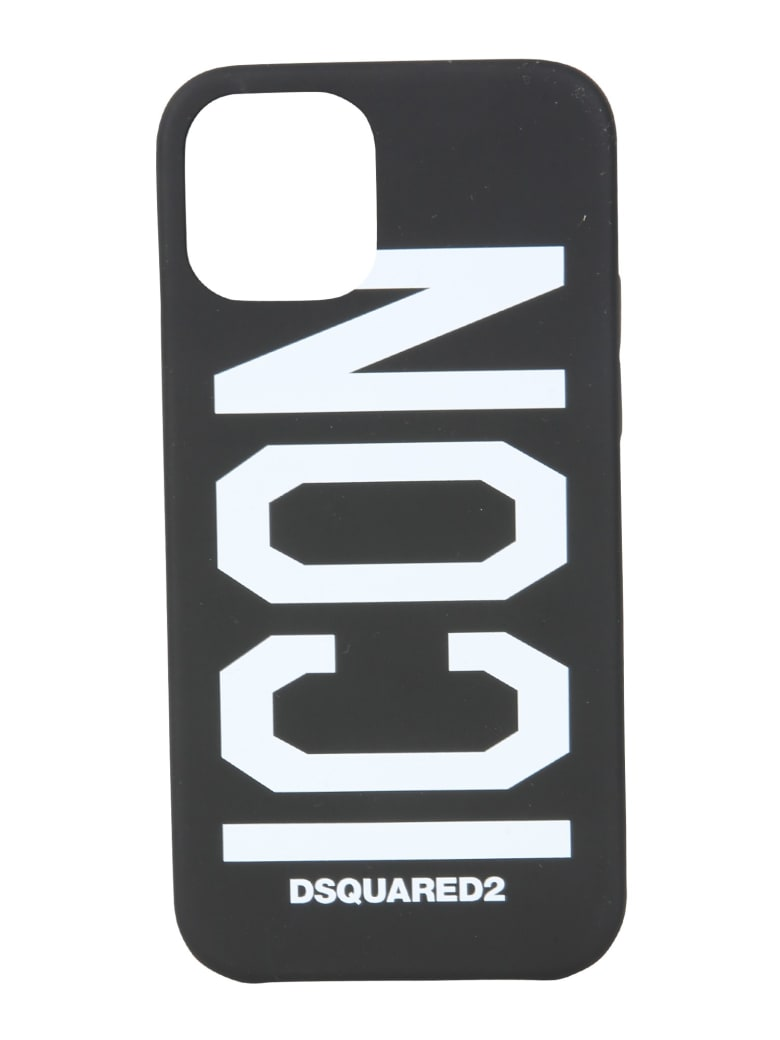 Dsquared2 Iphone 12 Pro Cover - Nero