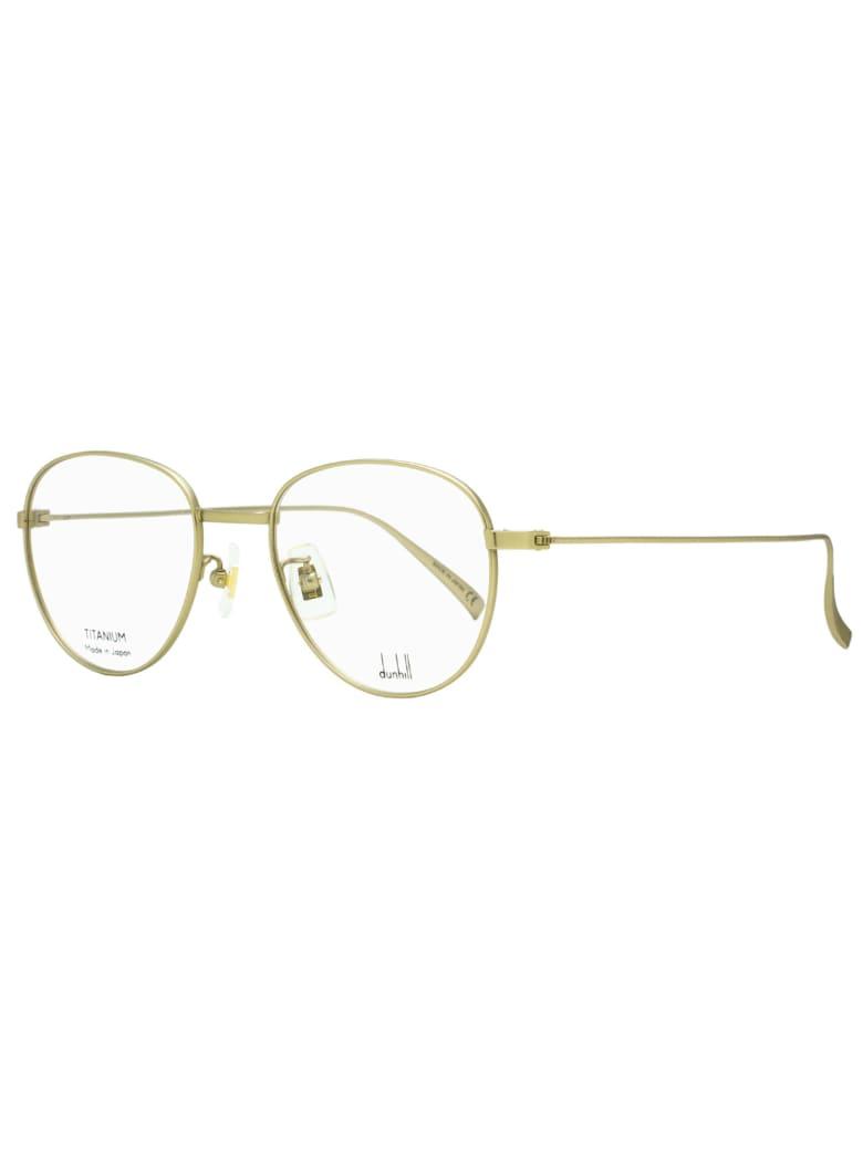 Dunhill DU0007O Eyewear - Gold Gold Transparent
