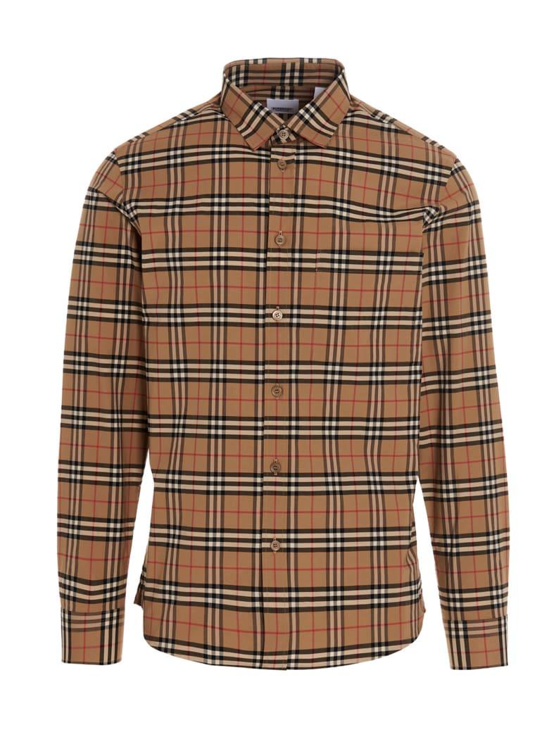 Burberry 'simpson' Shirt - Multicolor