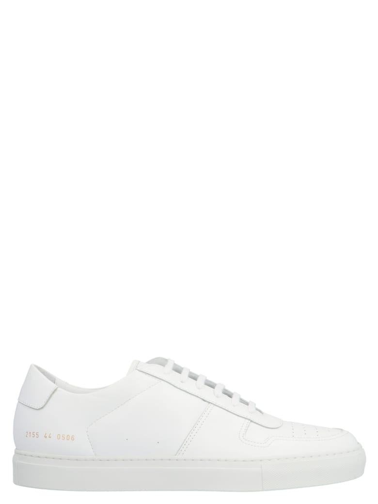 Common Projects 'bball' Shoes - White