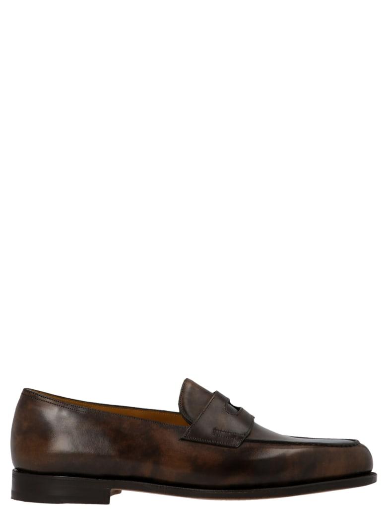 John Lobb 'lopez' Shoes - Brown