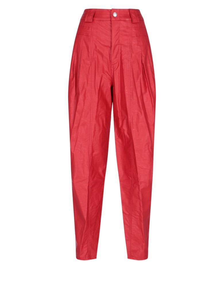 Koché Pants - Red