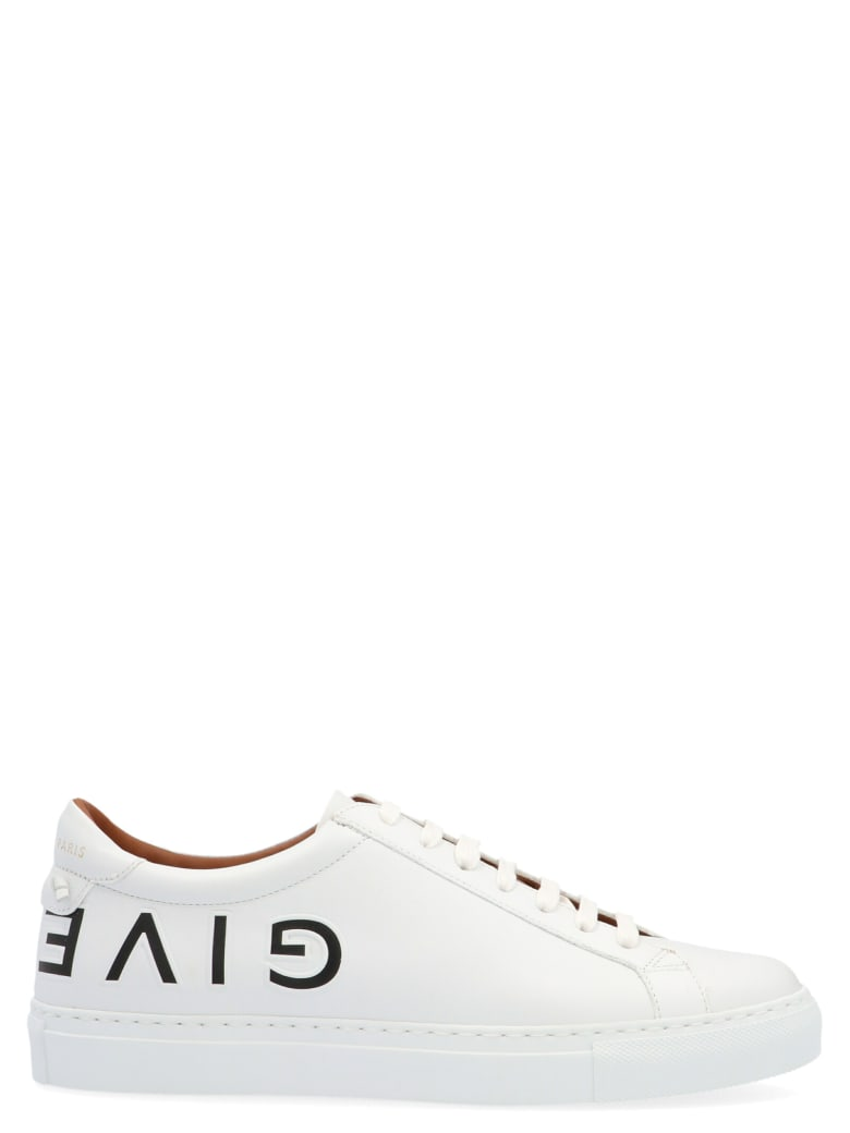 Givenchy 'urban Street' Shoes - Black&White