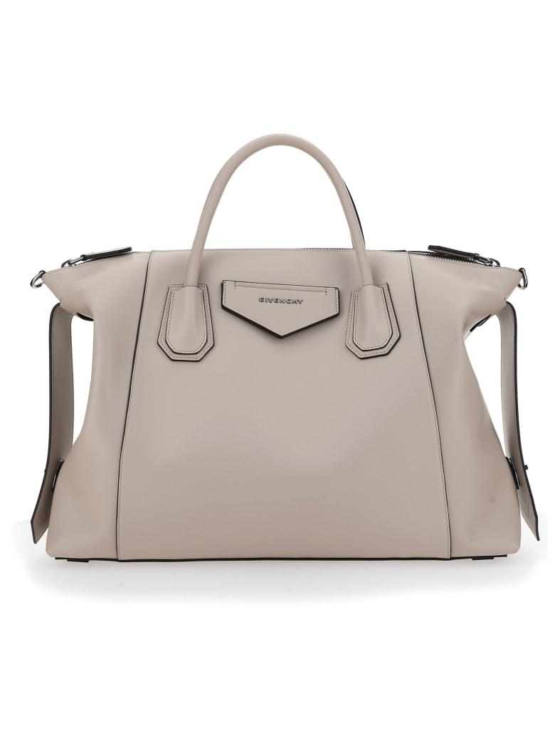 Givenchy Antigona Soft Medium Handbag - Dune