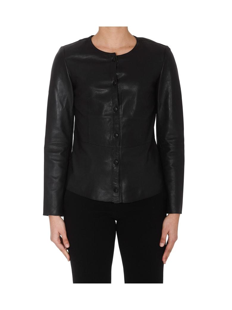 S.W.O.R.D 6.6.44 Leather Jacket - Black