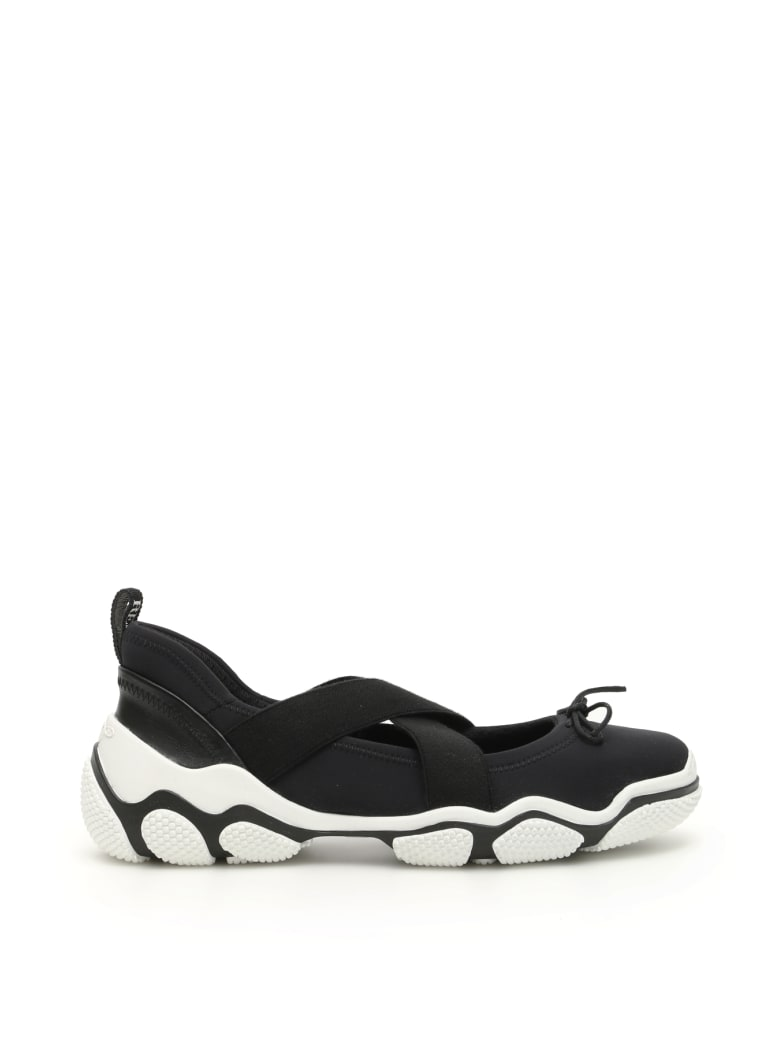 RED Valentino Red Ballet Sneakers - NERO (Black)
