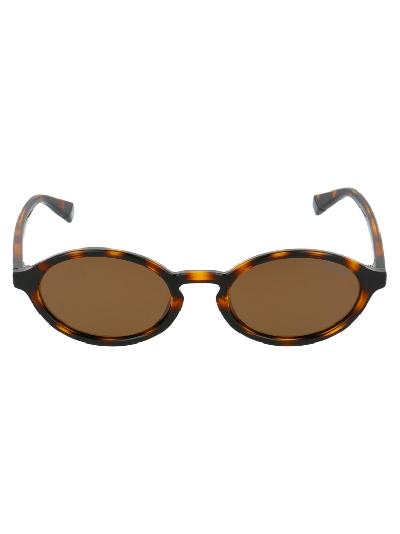 Polaroid Pld 6090/s Sunglasses - 086SP DARK HAVANA