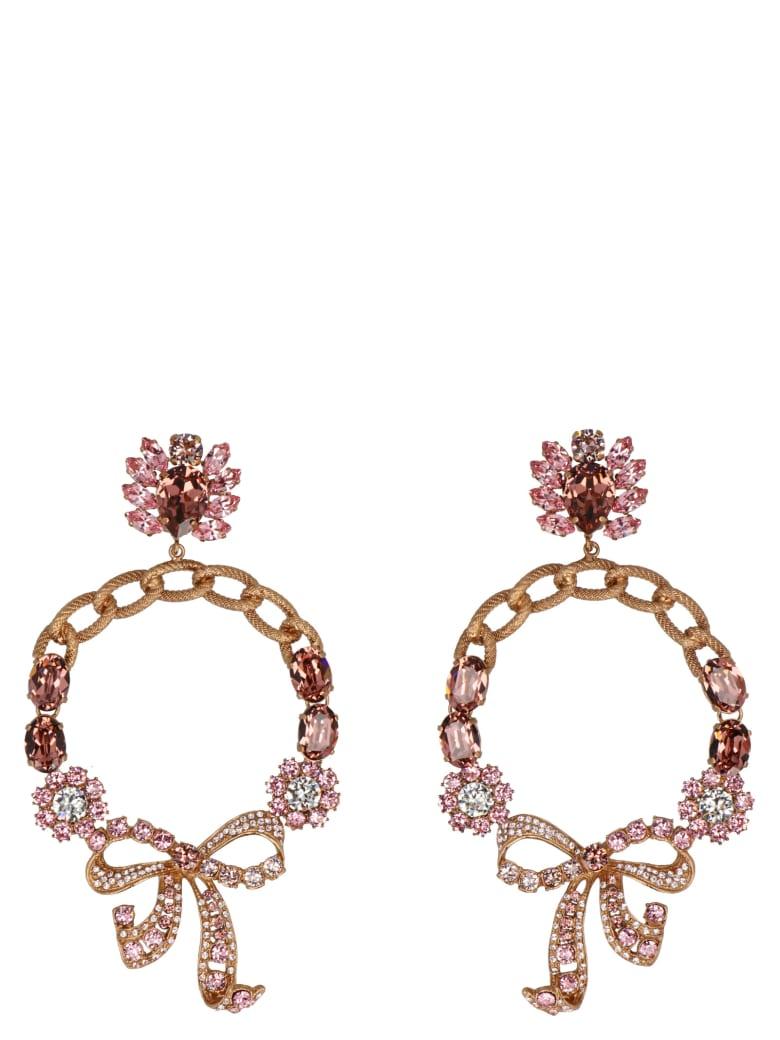 Dolce & Gabbana Earrings - Gold