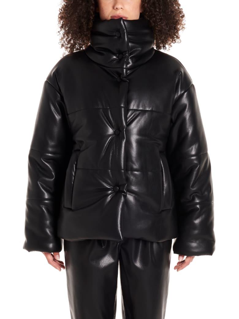 Nanushka 'hide' Jacket - Black