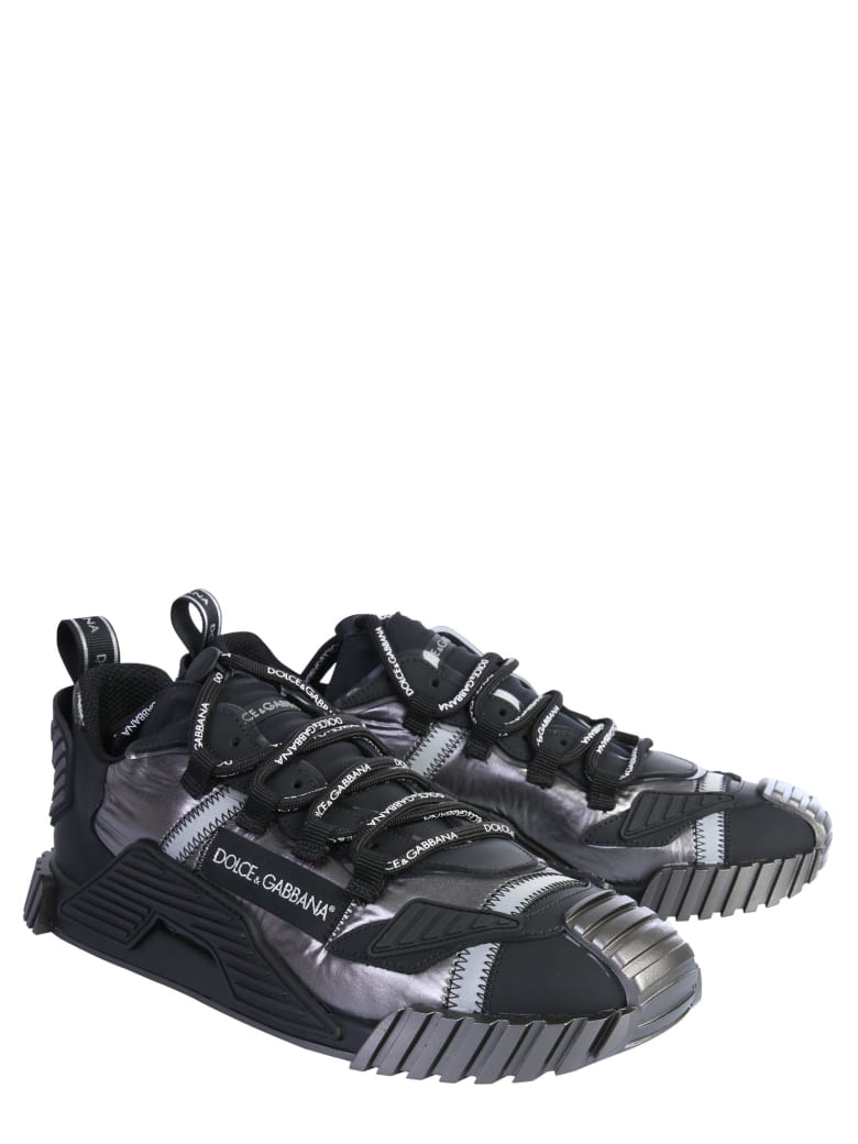 Dolce & Gabbana Ns1 Sneakers - ARGENTO