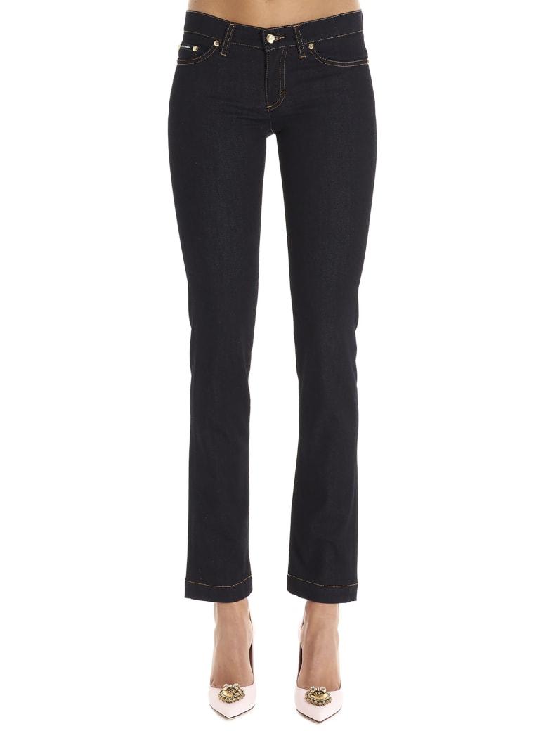 Dolce & Gabbana 'girly' Jeans - Black