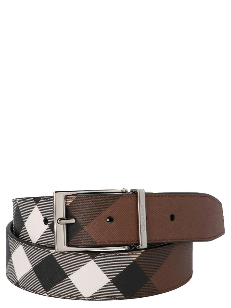 Burberry 'louis35' Belt - Multicolor