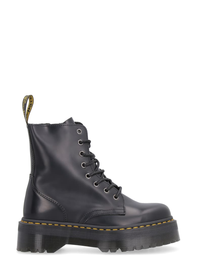 pretty nice attractive price best loved Best price on the market at italist | Dr. Martens Dr. Martens Jadon Leather  Platform Combat Boots